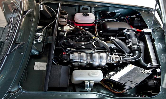 Фото инжектора автомобиля ВАЗ 2107