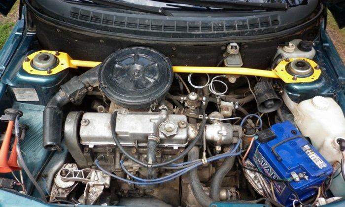 Двигатель ваз 2110 8 клапанов