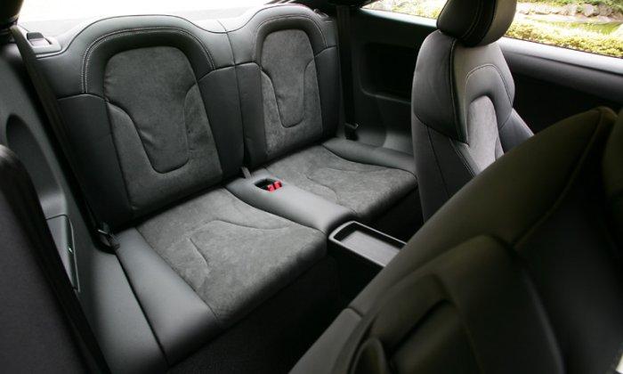 Установка задних сидений Audi в ВАЗ 2114